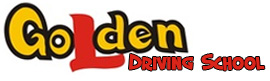 Golden Driving School Logo